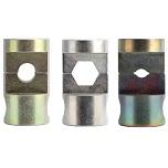 Матрицы для инструментов зажимных для медных трубчатых кабельных наконечников (RH1)