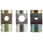 Матрицы для инструментов зажимных для втулочных кабельных наконечников (H6-H)