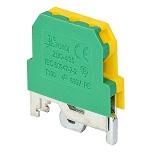 Клеммники защитные на DIN рейку TS32,TS35 (ZUO)