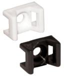 Элементы крепежные пластиковые для стяжек (E3)