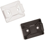 Элементы крепежные пластиковые для бандажей (стяжек) (E8)