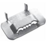Застёжки стальные для стяжек в катушках (A)