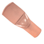 Кольцевые наконечники медные без отверстия (KM)