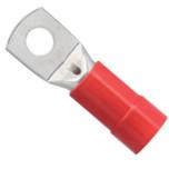 Кольцевые наконечники медные, трубчатые, лужёные, изолированные с контрольным отверстием (KORoI), стр.: 2