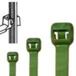 Стяжки кабельные стойкие к воздействию  химических веществ (TKPP)