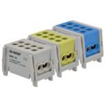 Блоки распределительные компактные для шин TS (BRC), стр.: 2
