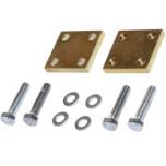 Зажимы винтовые для соединения шин монтажных (F)
