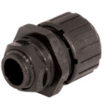 Соединители пластиковые, труба-корпус, IP67, резьба PG (LRS)