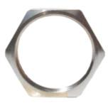 Гайки из нержавеющей стали для вводов кабельных, резьба PG (MDN...ST)