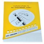 Маркировка клеящиеся ПВХ, для ручного нанесения (TS)
