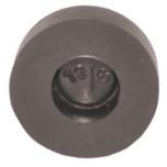 Заглушки - переходник для дюймовой резьбы, ПВХ (UPR)