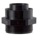 Вводы кабельные изоляционные, пластиковые, IP54, для защитных труб, резьба M (WD...M)