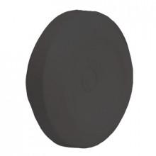 PDEN 11 BK - Ввод кабельный черный, заглушка, резиновая, IP67 упак {50шт}