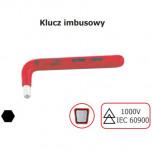 225038 - Ключ имбусовый 3mm до 1000V шт
