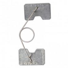 K18-12 - Матрица для инструмента зажимного K18 для трубчатых кабельных наконечников шт