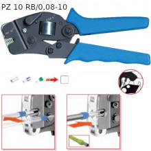 PZ10RB/0,08-10 - Инструмент зажимной ручной для кабельных наконечников шт
