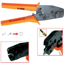 PZ2,5H/0,5-2,5 - Инструмент зажимной ручной для кабельных наконечников шт