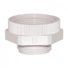 DA 12M/16M - Переходник пластиковый для сальников (вводов кабельных), резьба M упак {10шт}