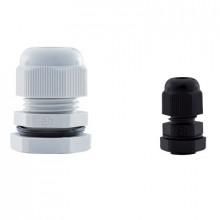 DP 21/H - Кабельный ввод, PG21, пластиковый, IP68, упак {10шт}