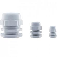 DP 11 Z - Сальник (ввод кабельный) пластиковый, изоляционный, IP68, резьба PG упак {10шт}