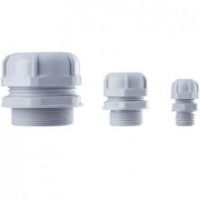 DW 12RM - Сальник (ввод кабельный) пластиковый, изоляционный, IP66, резьба M упак {10шт}
