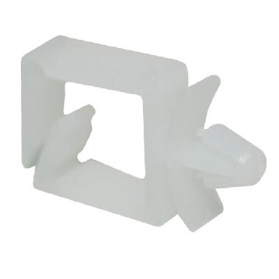 E11/10x10 - Элемент крепежный пластиковый упак {100шт}