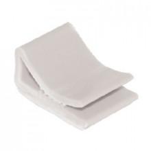 E20 - Элемент крепежный пластиковый самоклеящийся упак {100шт}
