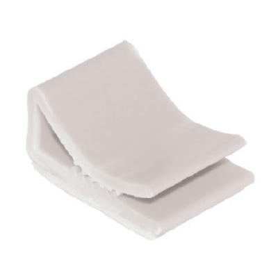 E21 - Элемент крепежный пластиковый самоклеящийся упак {100шт}