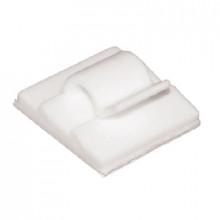 E31 - Элемент крепежный пластиковый самоклеящийся упак {100шт}