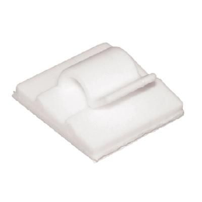 E32 - Элемент крепежный пластиковый самоклеящийся упак {100шт}