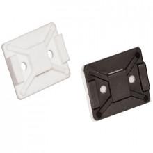 E8 - Элемент крепежный пластиковый для бандажей (стяжек) упак {100шт}