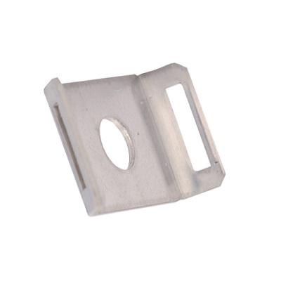 ES 10/4 - Элемент крепежный пластиковый для бандажей (стяжек) упак {100шт}