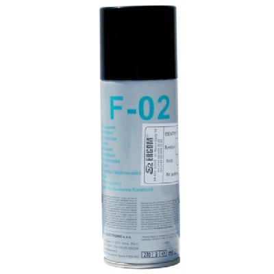 F-02/200 ML - Средство для устранения канифоли шт
