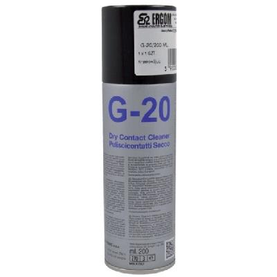 G-20/200 ML - Сухое средство для очистки контактов шт