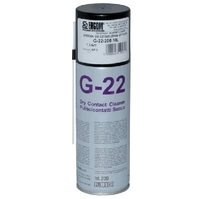 G-22/200 ML - Сухое средство для очистки контактов шт