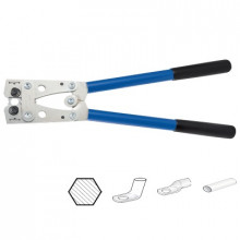 K05/6KT/6-50/ - Инструмент зажимной ручной для кабельных наконечников шт