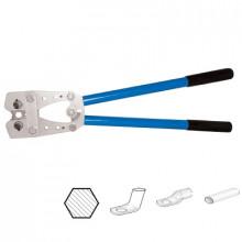 K06F/6KT/25-150/AL-C - Инструмент зажимной ручной для кабельных наконечников шт