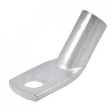 K45R 95/10 - Наконечник кабельный трубчатый, медный, лужёный, кольцевой, угловой упак {10шт}