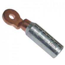 KCA 35/12 - Наконечник кабельный трубчатый, алюминиево-медный, кольцевой упак {10шт}