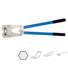 KD6/6KT/10-120/AL - Инструмент зажимной ручной для кабельных наконечников шт