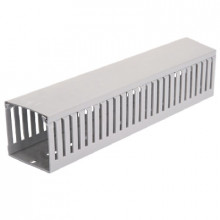 KOPD 40x80 - Канал кабельный мелко перфорированный, ПВХ {2 метра} шт