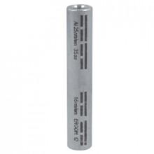 LA 120/25 - Наконечник кабельный трубчатый, алюминиевый, соединительный упак {10шт}