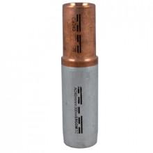 LMANW 120/120 - Наконечник кабельный трубчатый, алюминиево-медный, соединительный упак {10шт}