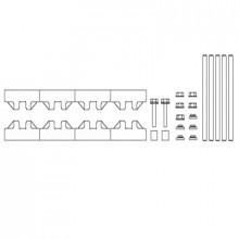 M-1/10TN - Модуль шин монтажных, комплект компл