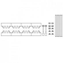 M-2/5TN - Модуль шин монтажных, комплект компл