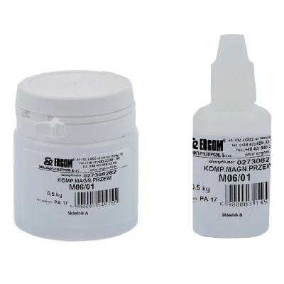 M06-01/0,5 KG - Магнитопроводящая композиция шт