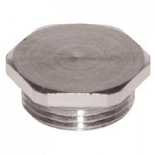MDZ 12M - Заглушка латунная для сальников (вводов кабельных), резьба M упак {10шт}
