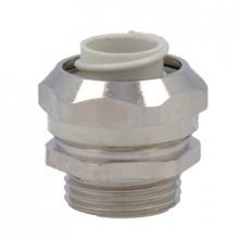 MWO 7 - Ввод кабельный латунный, IP66, для защитных труб, резьба PG 7, упак {50шт}