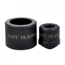 NWY 59,8/PG48 - Штамп вырубной для дыропробивных гидравлических машин компл