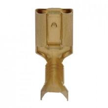 NZ 4,8-1/0,5 NC - Насадка коннекторная латунная, с пружиной упак {100шт}